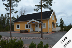 Jämi Holiday Houses Ilves & Saukko